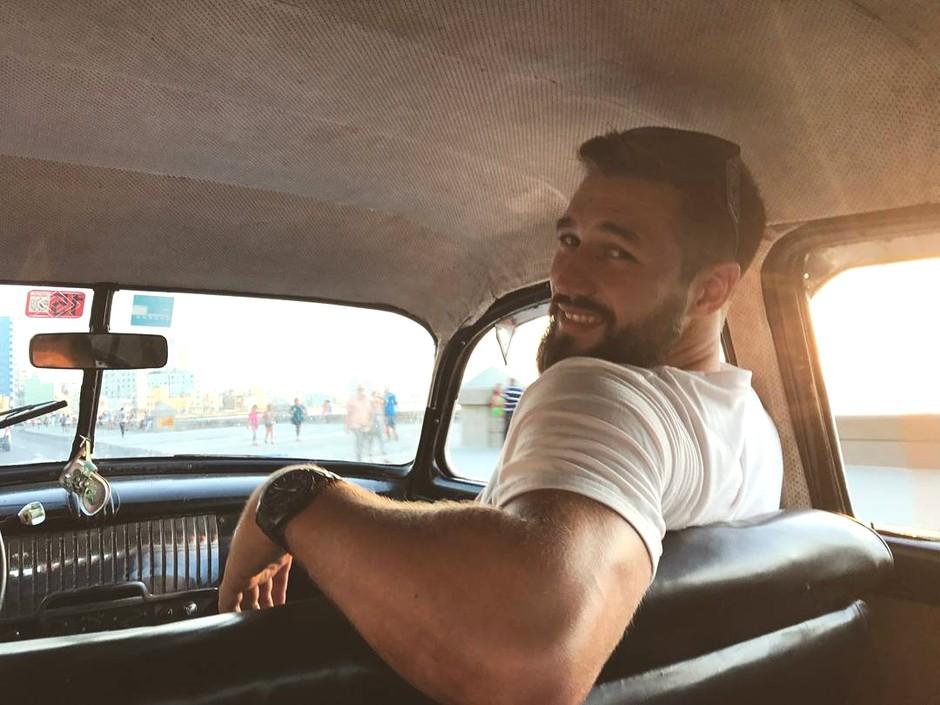 Filip Flisar po potovanju na Kubi pristal v bolnišnici (foto: Instagram.com/@filipflisar)