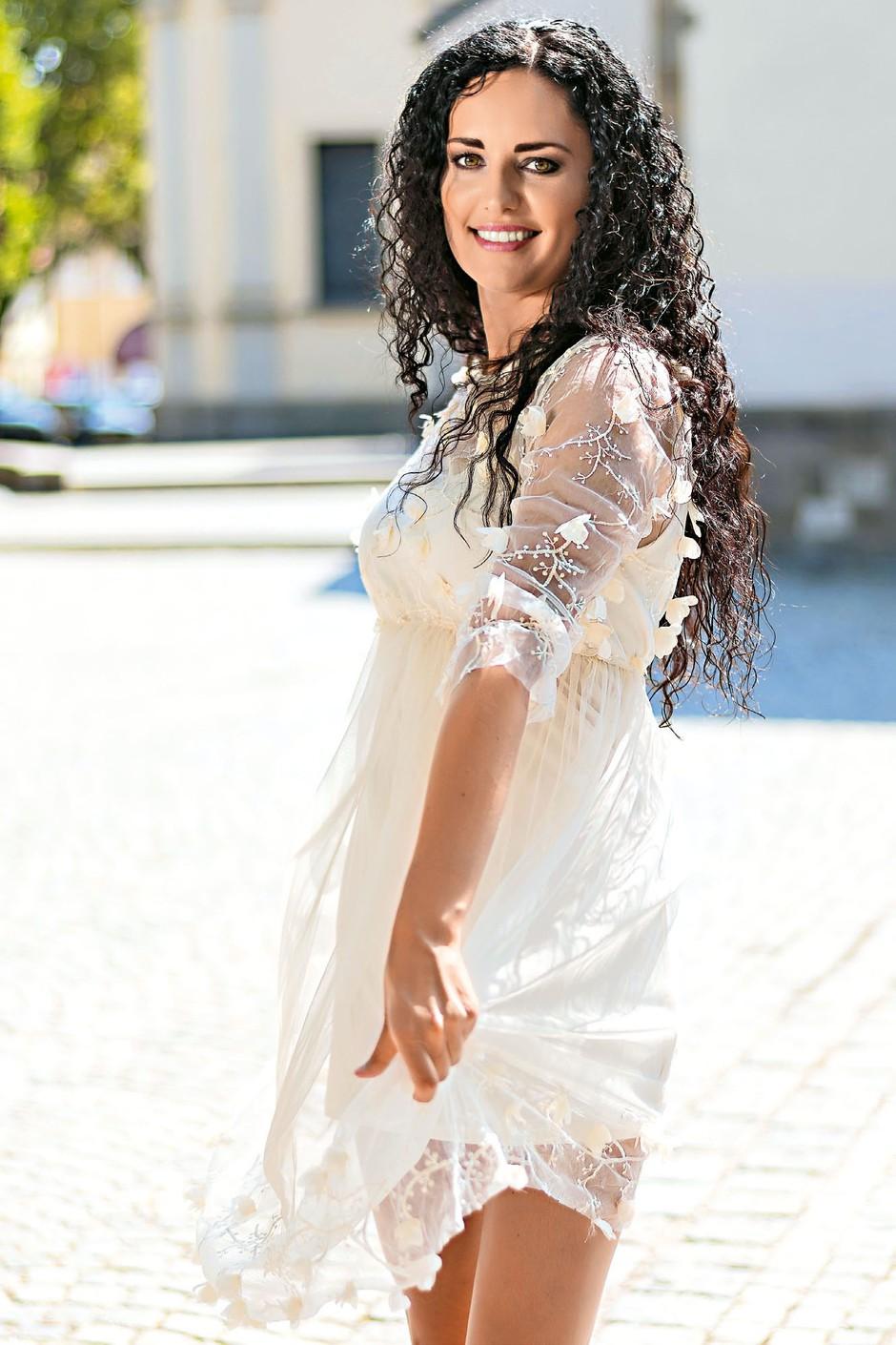Poglej, kaj danes počne Tadeja Ternar (Miss Slovenije 2007) (foto: Ales Kocbek)