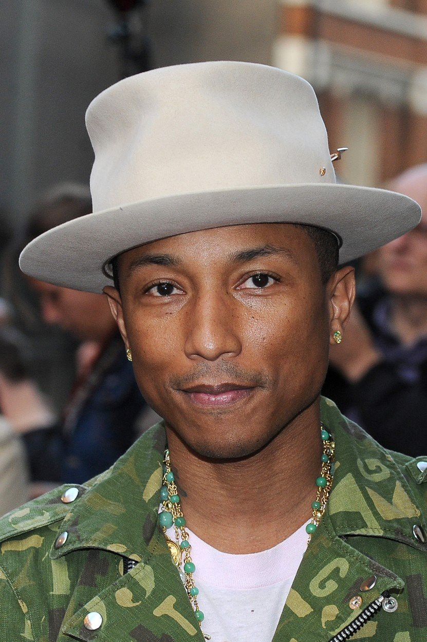 Pharrell Williams razkril, kako se napiše svetovni glasbeni hit, kot je 'Happy' (foto: Profimedia)
