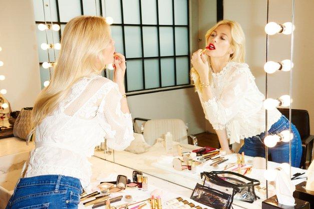 Top novost med ličili: kolekcija Claudia's Beauty Secrets for ARTDECO (foto: promocijsko gradivo)