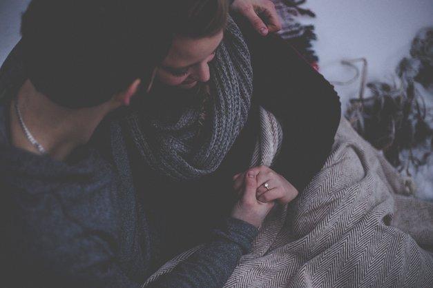 Od TEGA je odvisno, kakšno ljubezensko zvezo boš imela (foto: Unsplash/Priscilla Du Preez)