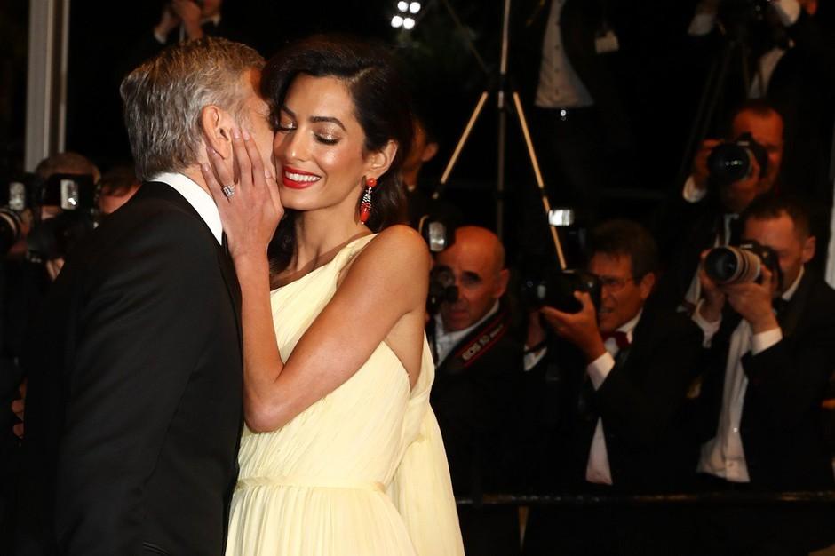 George Clooney izdal noro smešen trenutek, ki se je zgodil med zaroko z Amal (foto: Profimedia)