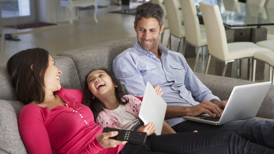Poglej si, kako je videti najnovejša televizijska izkušnja! (foto: Shutterstock)