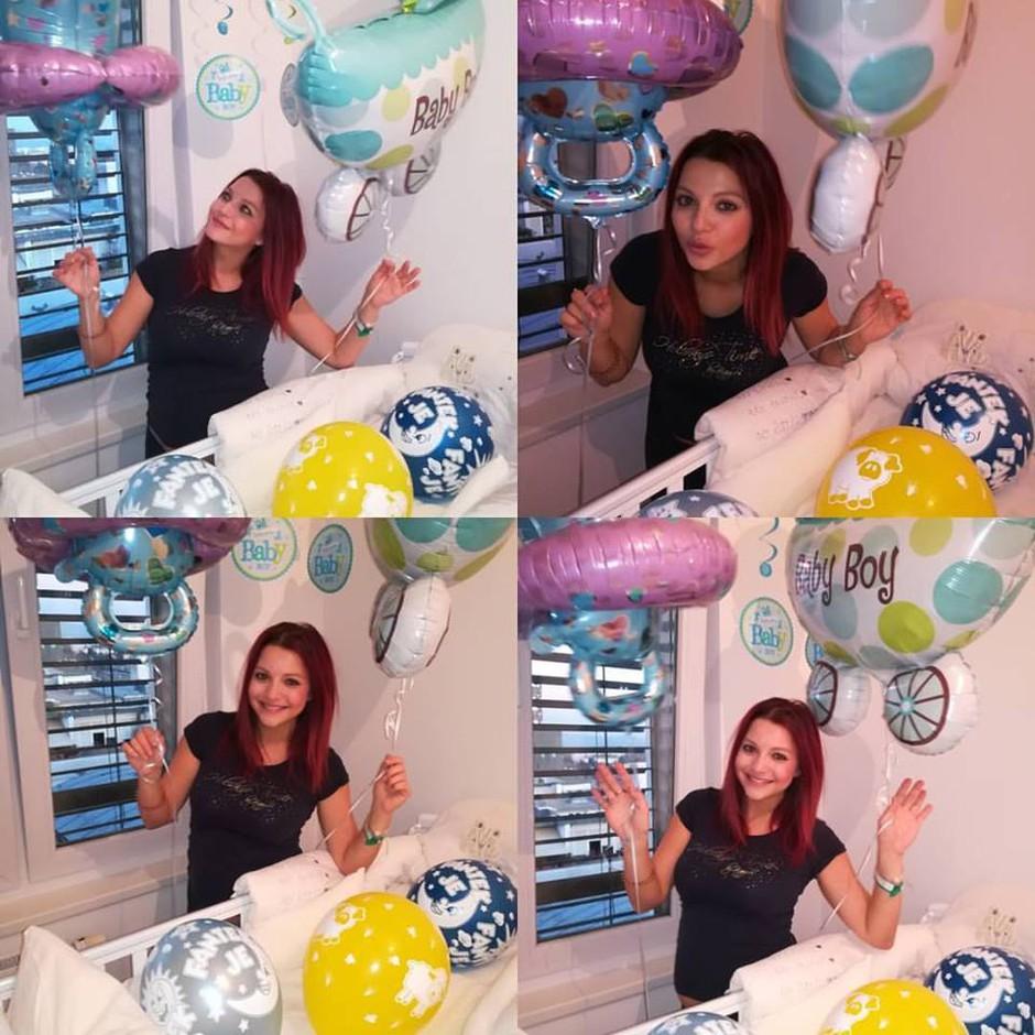 Tanja Žagar: Tako fantastično je videti komaj nekaj dni po porodu! (foto: Facebook.com/@Tanja Žagar)