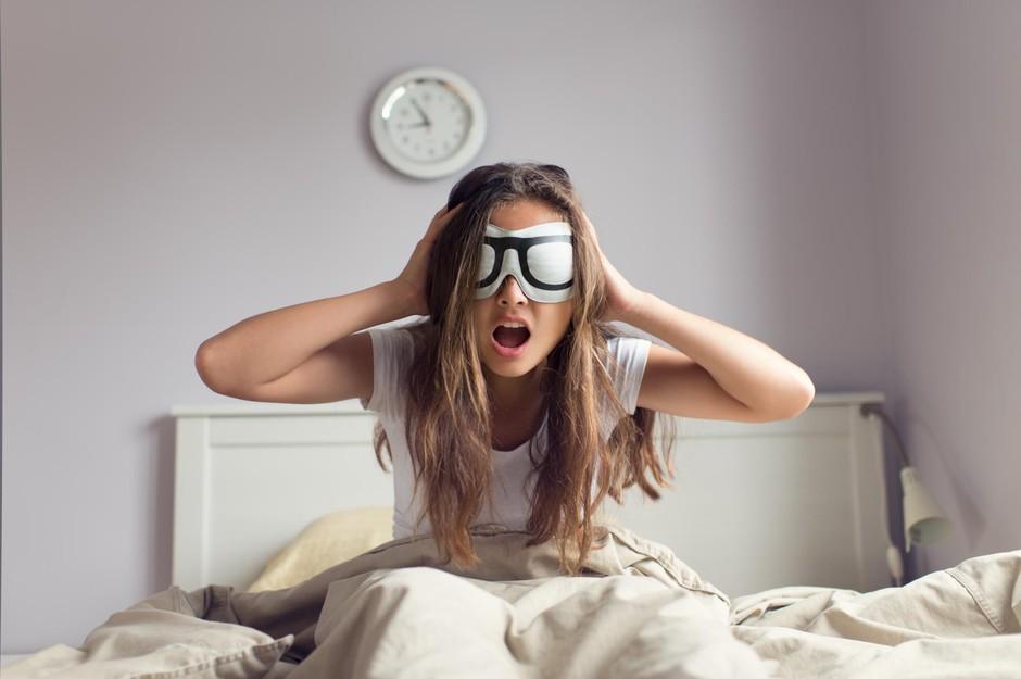 Si spet zaspala?! (foto: Getty Images)