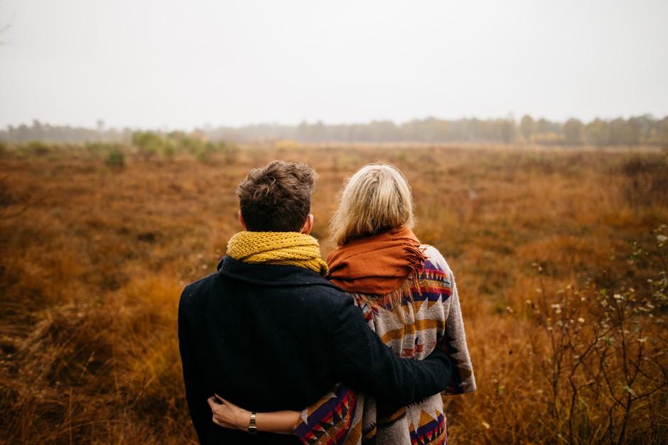"""""""Če gre za resnično ljubezen, so vzponi in padci v razmerju normalen pojav"""" (5 stopenj ljubezni) (foto: Unsplash.com/Pablo Heimplatz)"""