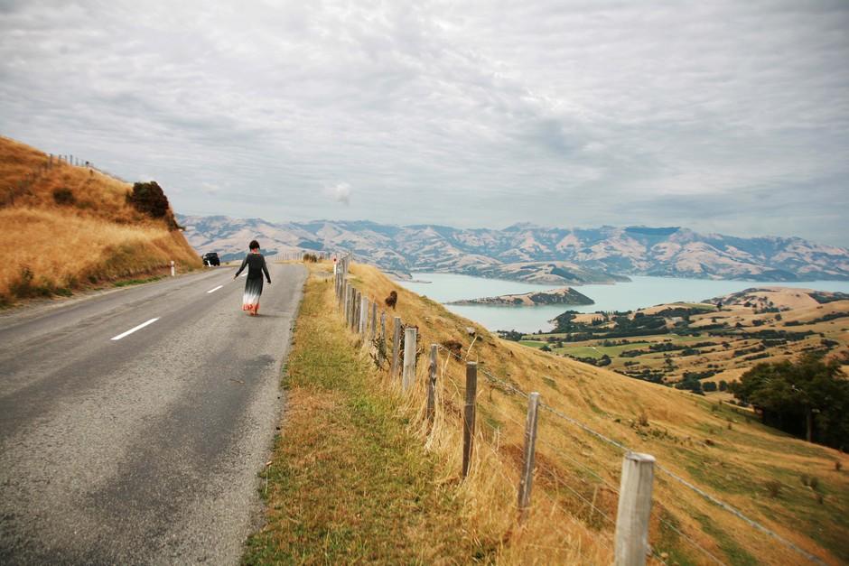 Rajske fotografije slovenskega para, ki je 3 mesece potoval po Novi Zelandiji (foto: K.M.)