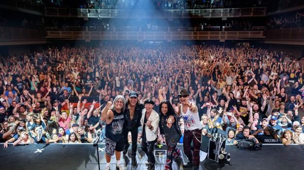 Koncert skupine SCORPIONS v Stožicah prestavljen (foto: Management)