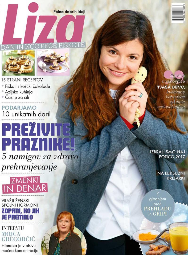 Nova Liza tokrat le na izbranih prodajnih mestih v kompletu s knjigo o Goranu Dragiću! (foto: Promocijsko gradivo)