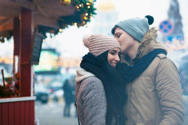 Tako si brez besed pokažeta, kako zelo se ljubita! (foto: Profimedia)