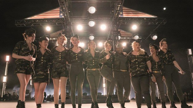 PODARJAMO VSTOPNICE: Ladies night v Cineplexxu - PRAVA NOTA 3 (PITCH PERFECT 3) (foto: Karantanija Cinemas)
