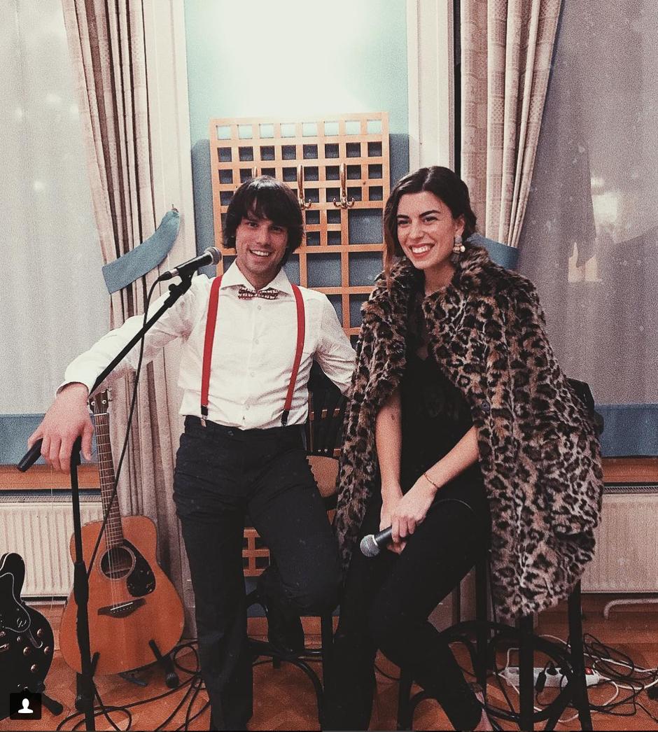 Ta 2 Slovenca te bosta totalno presunila z različico Ed Sheeranove Perfect (Pripravi robčke!) (foto: Instagram Mara Rogelja)