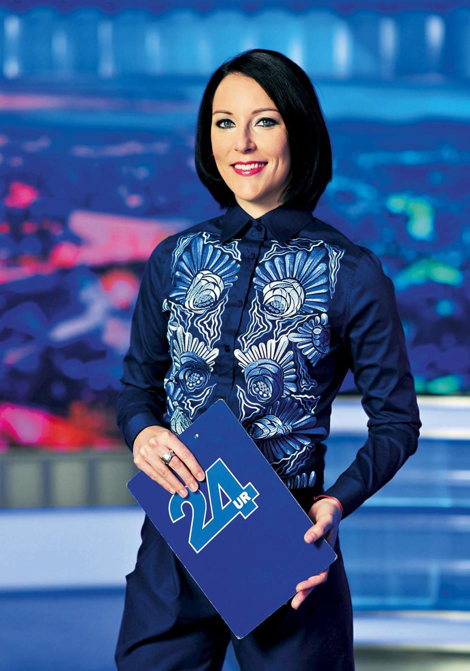 Voditeljica Maja Sodja je rodila fantka Marka! Srečo v ljubezni našla s fotografom (foto: Helena Kermelj)