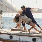 Zaključilo se je snemanje glasbene komedije Mamma Mia! Spet začenja se (foto: Karantanija Cinemas)