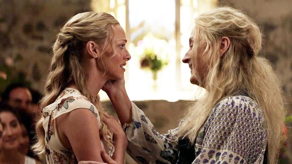 FOTO in VIDEO: Tukaj so prvi utrinki s snemanja 2. dela filma Mamma Mia! (foto: Profimedia)