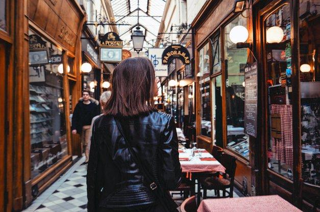 Ta čudovita stvar se zgodi, ko se za eno leto odpoveš nakupovanju! (foto: Unsplash.com/Tristan Colangelo)