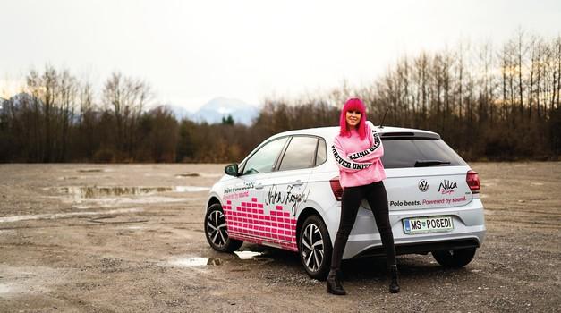 Nika Zorjan je za avanture (foto: Volkswagen)