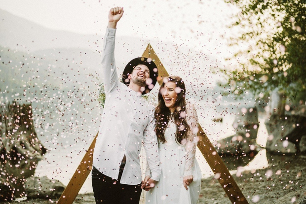 To so najlepše poročne fotografije leta 2017 (FOTO)