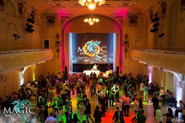 Osvoji vstopnico za največji slovenski Magic Salsa Festival 2018 (foto: El Ritmo photography (www.el-ritmo.eu))