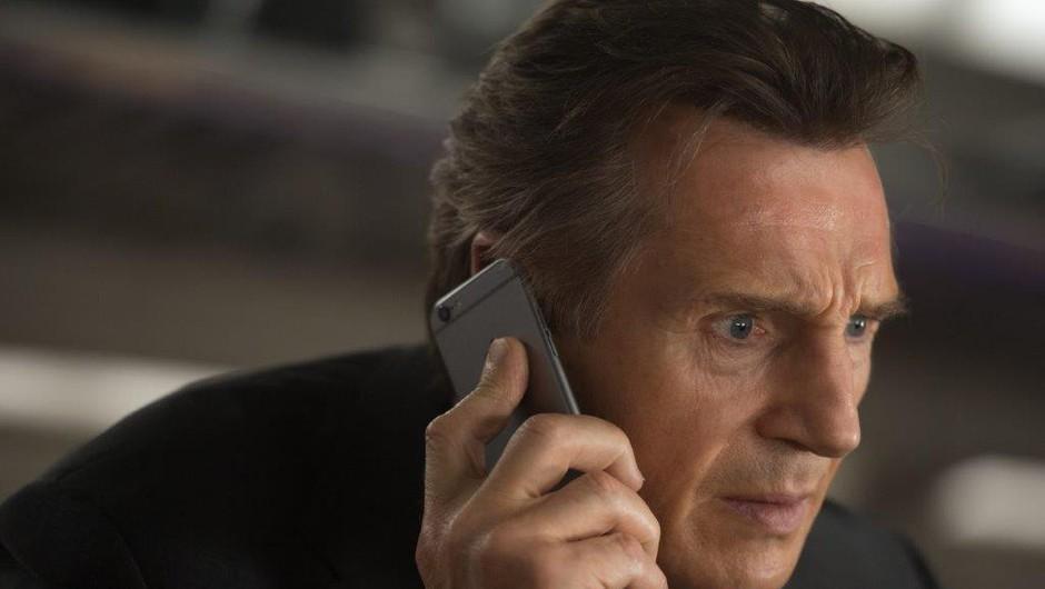 Prihaja napet akcijski triler POTNIK z Liamom Neesonom (foto: Karantanija Cinemas)