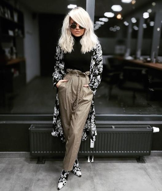 Nina Šušnjara Da je prišel čas za spremembo, je na Facebooku včeraj napisala slovenska modna oblikovalka Nina Šušnjara, ki si …