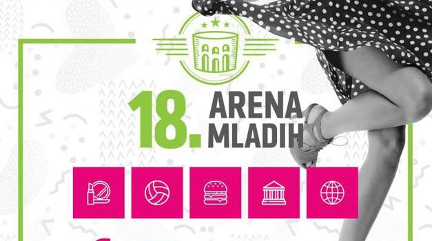 Ne zamudite: Arena mladih, za mlade in mlade po srcu (foto: Arena mladih)