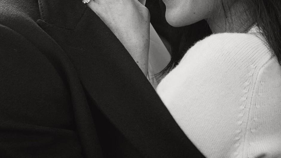 Kako sta se princ Harry in Meghan Markle v resnici spoznala? (foto: profimedia)