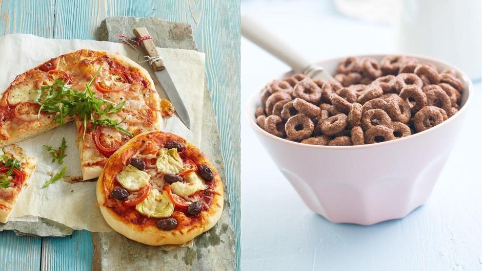 Pica za zajtrk je boljša izbira od kosmičev! Preveri ZAKAJ! (foto: Profimedia)