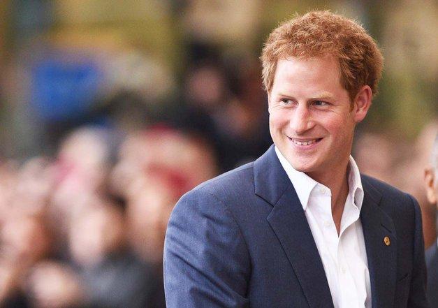 OMG! Princ Harry se v resnici ne imenuje Harry, ampak ... (foto: Profimedia)