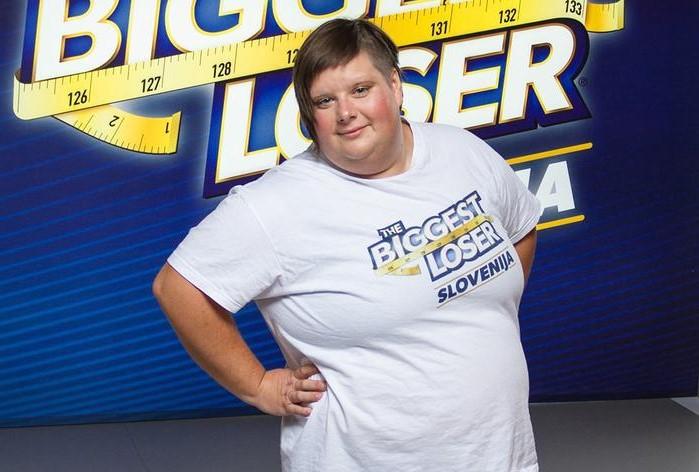 Mojca Fajs iz The Biggest Loser Slovenija presenetila z neverjetno preobrazbo! (foto: Planet TV)