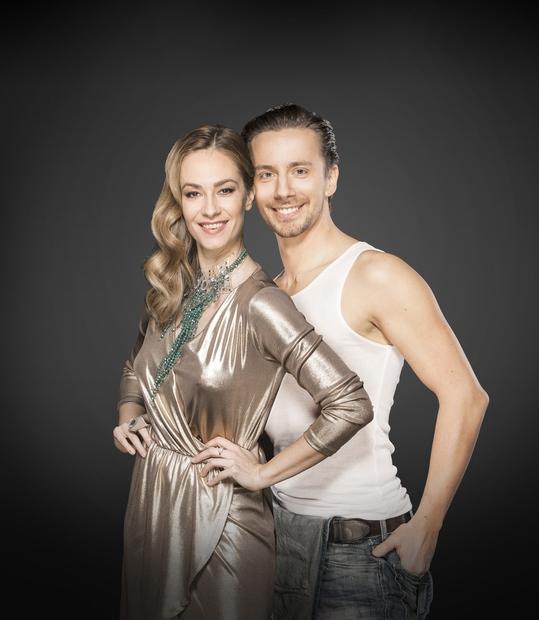 GORKA BERDEN in ANDREJ REBULA Igralko Gorko Berden bo pravilne plesne drže, kot se je ob predstavitvi izrazila, da se …
