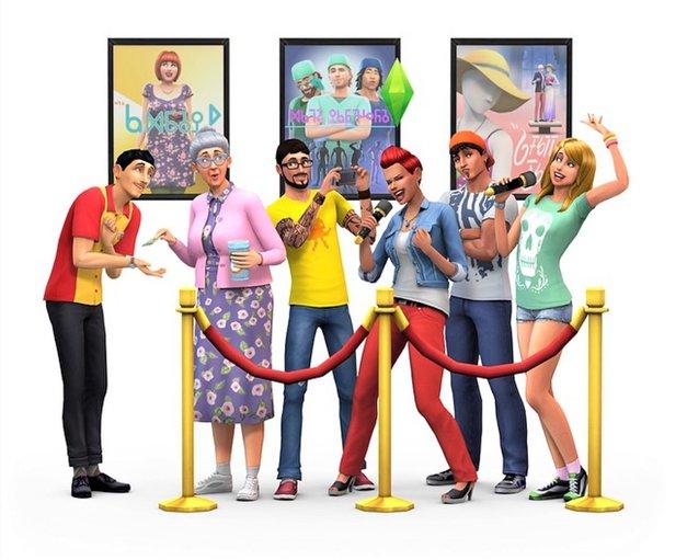 """Si v mladosti igrala """"Simse""""? Poglej, kako je igra vplivala na to, KAKŠNA oseba si danes! (foto: Instagram/The Sims)"""