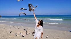 FOTO: Alenka Košir se potepa po sanjski Floridi