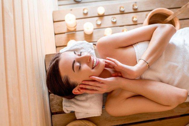 Savnanje čisti telo, preprečuje stres in krepi imunski sistem (foto: Profimedia)