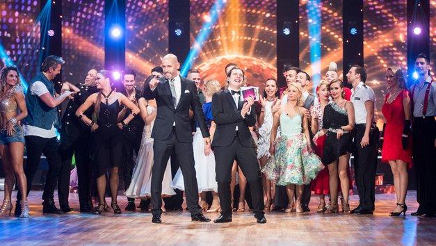 VIDEO: Tako plešejo profesionalni plesalci iz Zvezde plešejo 2018 na svetovnih tekmovanjih (foto: POP TV)