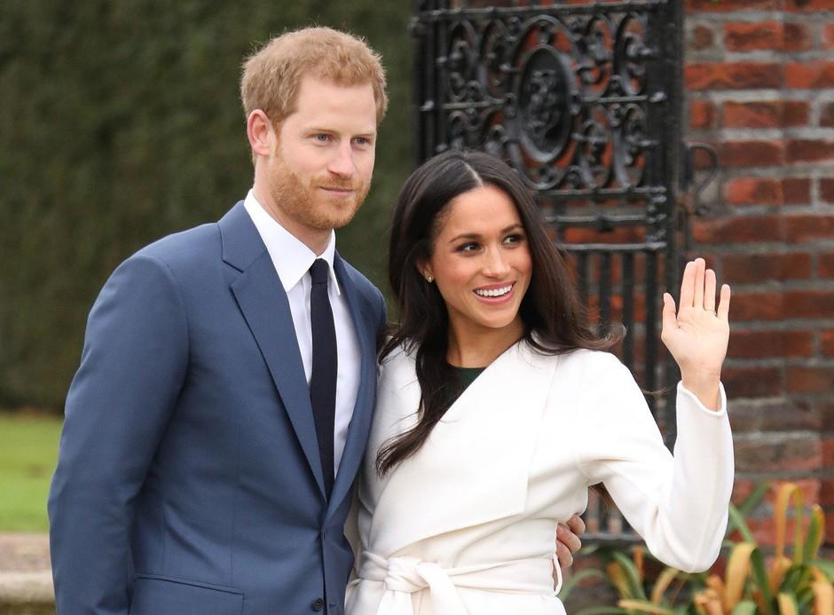 VIDEO: Končno zunaj prvi napovednik za film o ljubezenski zgodbi Meghan Marke in princa Harryja (foto: Profimedia)