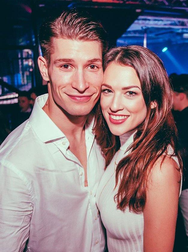 Prve podrobnosti prihajajoče poroke Mihe Vodičarja (Zvezde plešejo) in njegove Kristine (foto: Marko Delbello Ocepek)