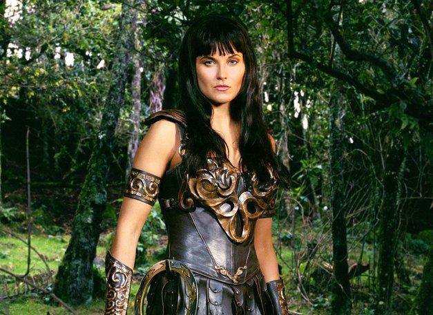 Se še spomniš bojevniške princese Ksene? Poglej, kako je lepa igralka videti danes! (foto: Profimedia)