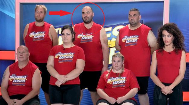 Aleš Hrvatin (TBLS1) do zdaj izgubil že skoraj polovico svoje teže - poglej, kako je videti! (foto: Planet TV)