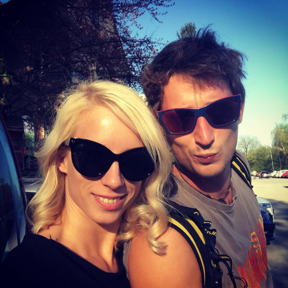 Natalija Gros (Zvezde plešejo) oboževalcem predstavila prav posebnega moškega v svojem življenju (foto: Instagram.com/@natalijagros)