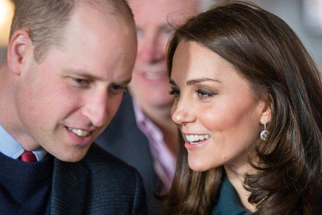 Kate in William tretjič postala starša! (foto: Profimedia)