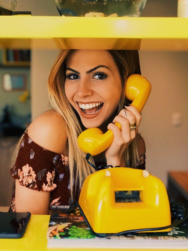 Stvari, ki jih v svojem življenju prični delati takoj ZDAJ (da boš srečnejša)! (foto: Unsplash.com/Vinicius Amano)