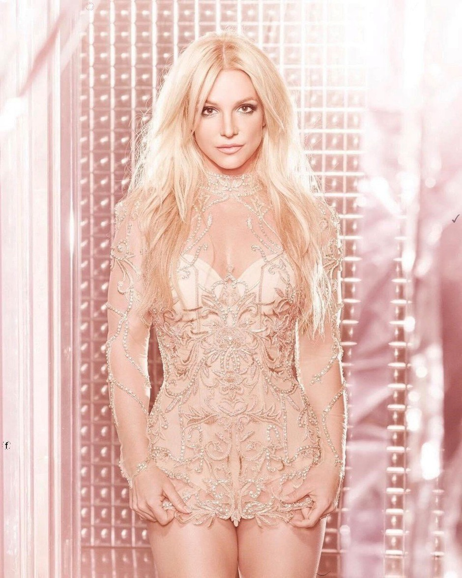 Poglej, kako (in s kom!?) Britney Spears ohranja svojo zavidljivo postavo (foto: Profimedia)