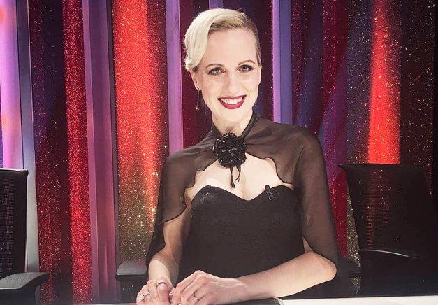 Nika Urbas (Zvezde plešejo) je brez zadržkov pokazala, kako je videti v kopalkah! (foto: Instagram.com/NikaUrbas)