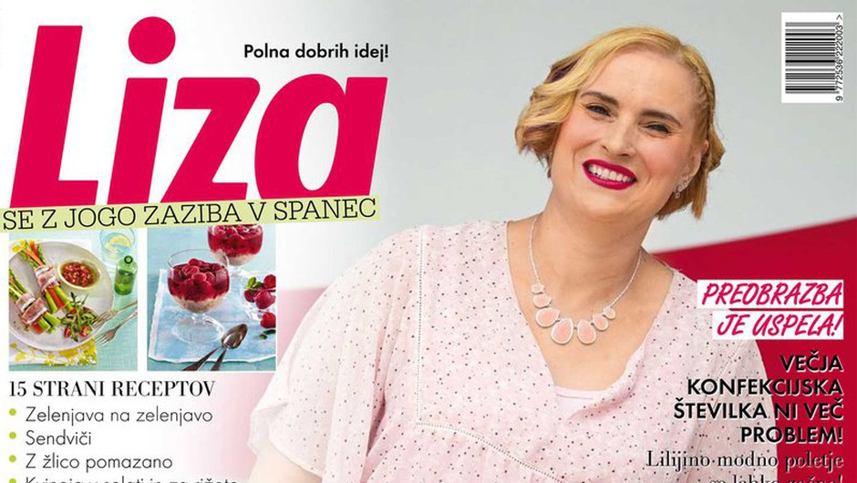 Nova Liza se z jogo zaziba v spanec! (foto: AM Ljubljana)