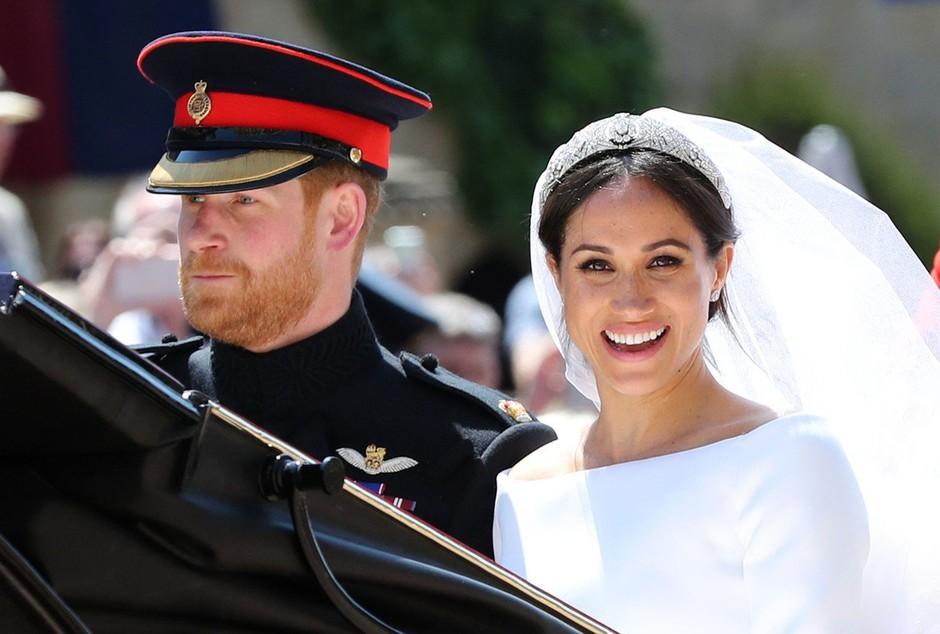 Harry in Meghan: Njuna čudovita ljubezenska zgodba (z vsemi podrobnostmi) (foto: Profimedia)