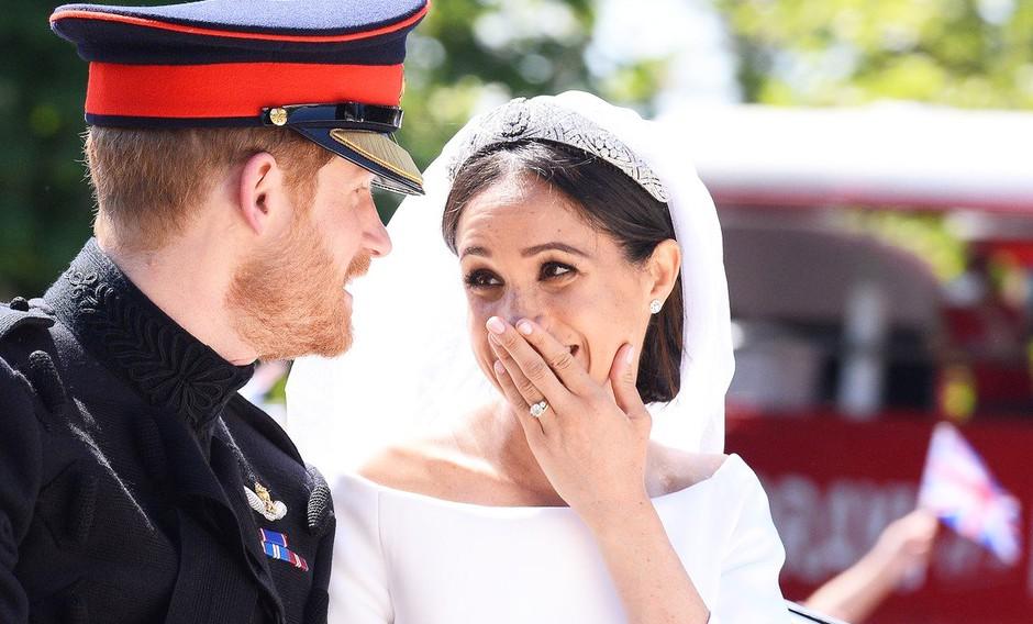 Oče Meghan Markle je opisal trenutek, ko ga je Harry prosil za hčerkino roko! (foto: Profimedia)