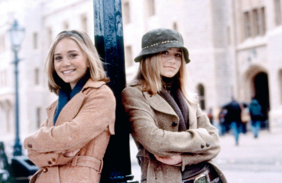 Poglej, kako sta danes videti dvojčici Olsen! (foto: Profimedia)