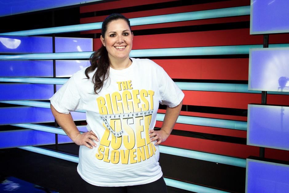 The Biggest Loser Slovenija: Bo to Indira Ekić št. 2?! (foto: PLANET TV)