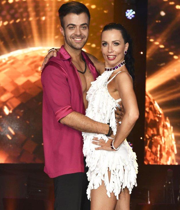 O-M-G! Gašper Rifelj in Maja Geršak (Zvezde plešejo) bosta postala STARŠA (VSE, kar vemo!) (foto: Igor Zaplatil)